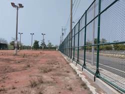 岡山網球場未來使用規劃 邱志偉力爭後續整修經費