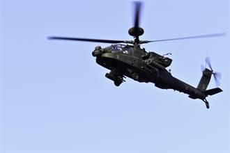 問題大了!連環墜 美阿帕契直升機演訓墜毀 2死