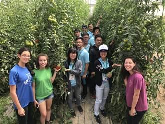 金手獎冠軍學生赴以色列  見證沙漠農業奇蹟