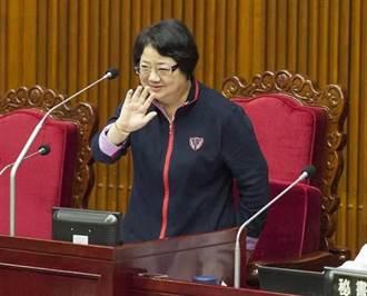 吳碧珠確定不參選連任 藍營北市議員有望增提名
