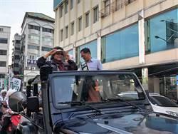 台北市長再禮讓柯P? 陳菊:我會表達我的意見