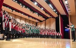 國際美聲交流!奧地利格拉茨男聲合唱團訪康橋