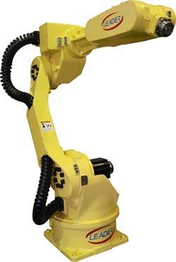 機器人應用 勵德專業開發成果豐