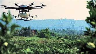 京東布局智慧農業 無人機打頭陣
