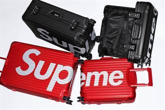 潮牌Supreme這回玩上RIMOWA 聯名行李箱12日開賣