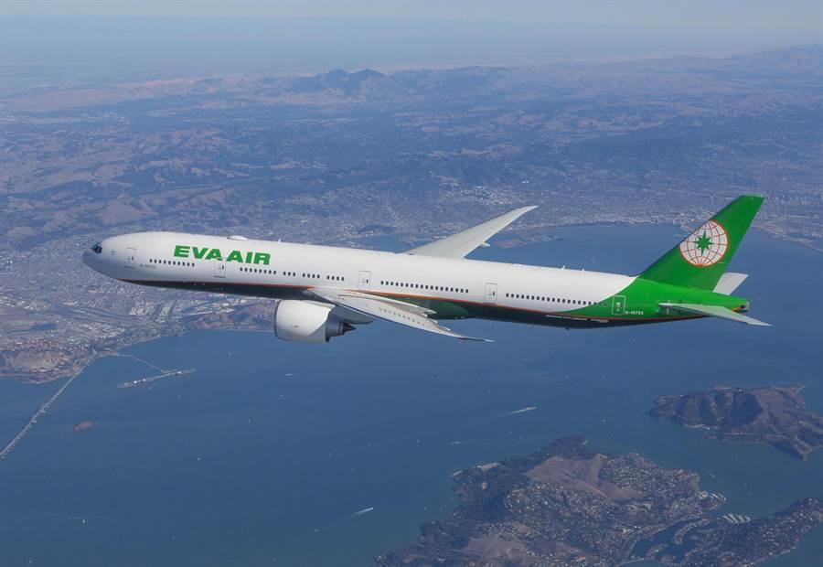 長榮航空獲旅遊網站全球最佳十大航空公司第五名。(長榮航空)