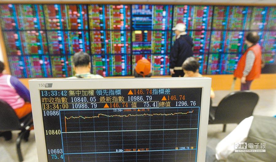 國內投信發行的157檔台股基金,第1季平均報酬率達3.02%。(本報系資料照片)