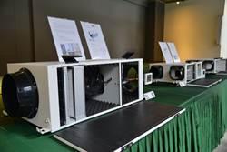 中國電器轉投資中電開發 將計畫引進台灣銷售的新風系統
