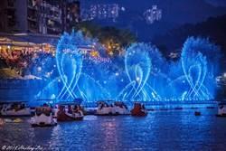 台灣之美》新店碧潭國際級水舞秀