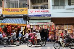 第一屆「蹲點‧台灣‧心南向」  新二代陪媽媽回越南