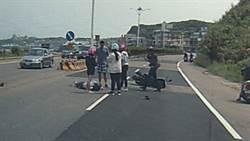 遭同學後車追撞 高中女斷魂北海岸