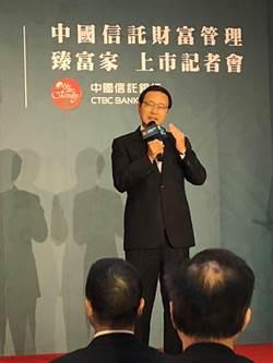 中國放寬金融市場准入  陳佳文:對台資銀行是好事