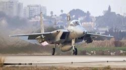 以色列彈襲敘空軍基地 14死
