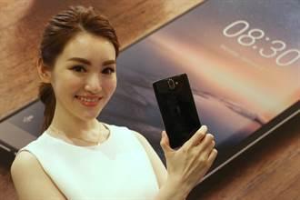 HMD寵愛台灣諾粉Nokia 8 Sirocco訂價20990元 限點限量販售