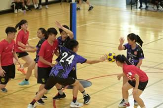 亞洲U19、U16合球錦標賽 中華隊4戰皆捷