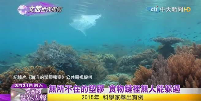 《海洋的塑膠秘密》揭海底塑膠消失之謎