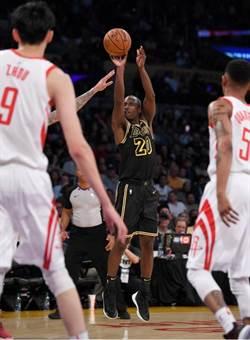 NBA》十年磨一劍 32歲英格拉姆終於初登板圓夢