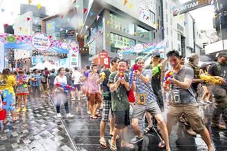 「水」、「泥」大戰開打~前進泰、韓歡樂Fun手玩!