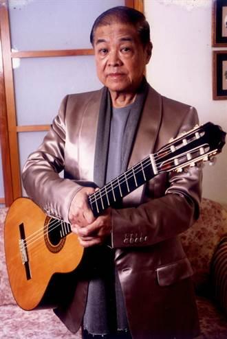 素人吉他70載    呂昭炫自學成台灣吉他詩人
