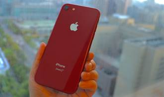 PRODUCT RED iPhone 8开箱照来了 红得炫目浓烈