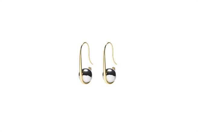 J. HARDYMENT Hook and Ball耳環,6880元。(Snob提供)