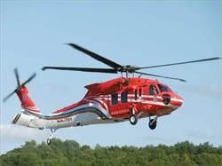 蘭嶼失事黑鷹直升機打撈出水 2具遺骸身份待確認