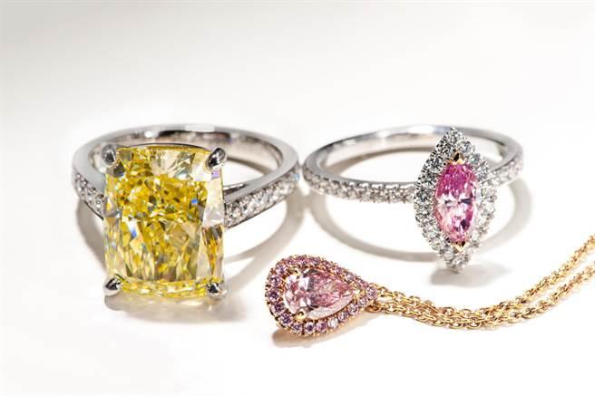 DE BEERS台北101旗艦店高級珠寶展,精心呈獻無與倫比的珍稀彩鑽與頂級珠寶瑰麗鉅作。