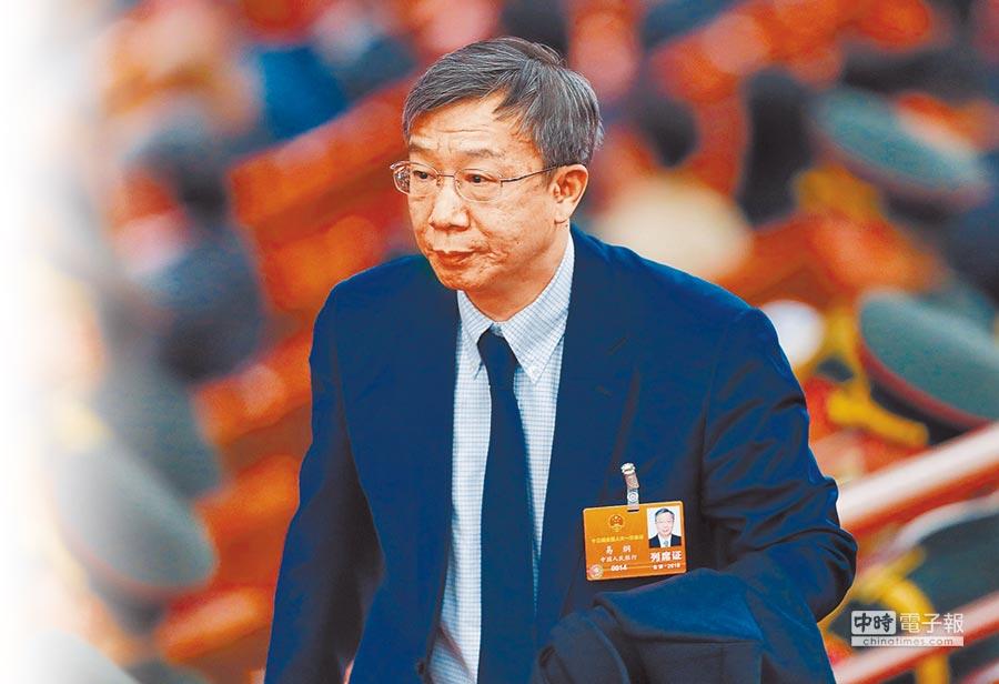 中國人民銀行行長易綱。(中新社資料照片)