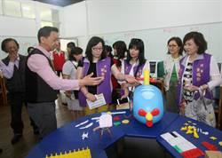 龍華科大辦學卓著 高職家長參訪齊聲讚
