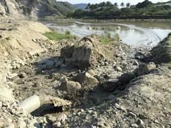 曾文水庫水位創新低 加倍清淤確保穩定供水
