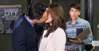 洪小鈴《戀愛》演自己 一接吻就犯「尷尬病」
