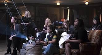 珊卓布拉克領軍眾女星  星光熠熠挑戰《瞞天過海:八面玲瓏》