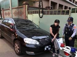 警攔查贓車 意外破獲路旁套房毒品趴