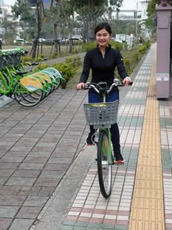 T-Bike使用人次破100萬