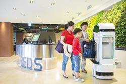 洛碁三貝茲飯店 大秀創新科技服務