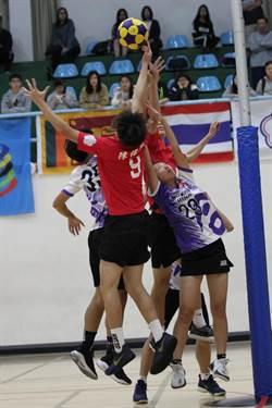 中華合球U16及U194人制亞錦賽 奪3連霸4座冠軍