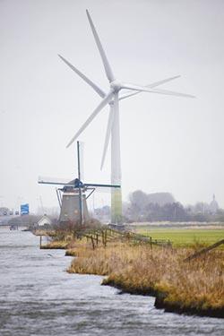 荷蘭風電不再靠補助