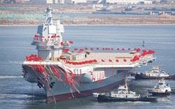 雙航母鎖台海 越島鏈非難事