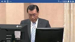 中共418軍演 國安局長彭勝竹:是例行性