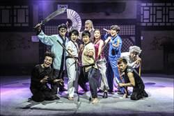 非語言舞台劇《JUMP》進駐2018高雄國際旅展 吸睛度百分百!