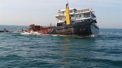 擱淺陸船「遠泰789」 今提出移除脫救計畫