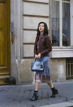 郭雪芙巴黎街頭耍隨興 搶穿孫芸芸同款外套時尚暖身