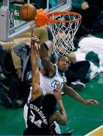 NBA》綠衫軍延長賽力克公鹿 四將捍衛主場優勢