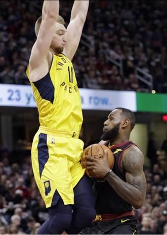 NBA》6年來第一次在首輪吞敗仗 詹皇傲人紀錄止步