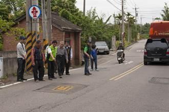 2.8公里外埔水美路 將進行一次翻修