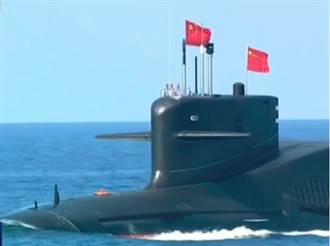 陸094改進型潛艇龜背變大 疑換裝巨浪2A