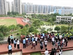 台灣學生感受南寧二中魅力 栽種友誼之花
