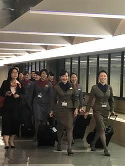 「台灣走出去!」總統今出訪非洲  空服員喊加油