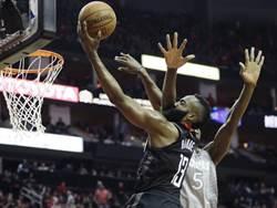 NBA》力挺哈登拿MVP 布萊恩認為韋少搶不走
