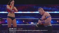 6年戀情破碎 WWE大咖情侶婚前突分手